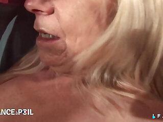 Casting anal amateur d une grand mere prise en double penetration et fistee