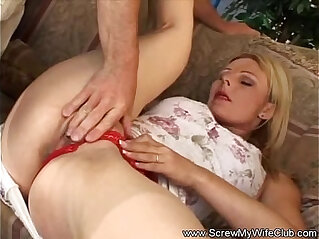 Italian Swinger Housewife Used For Sex