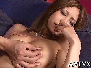 Banging a moist and wild oriental cunt
