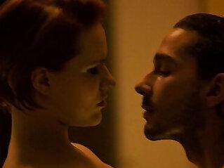 Evan Rachel Wood nude scenes in The Necessary Death of Charlie Countryman