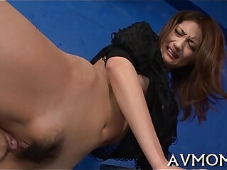 Mother like to fuck drilled in her sleep
