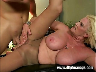 Big tits with pussy