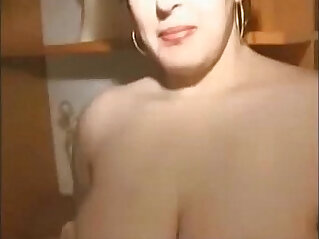 Big Breasted Mom Fucked on Homemade Sextape