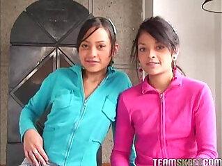 OyeLoca Latinas Tami Fabiana Diana Delgado fucked and facialized