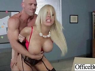 Office cam Girl courtney nikki nina elle With Big Rounf Boobs Get Hard style Banged on tape movie