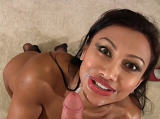 Jasmine Shy thank you mummy for the bj