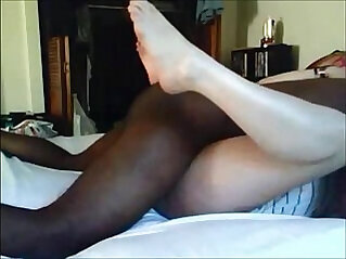Amateur cheating horny wife interracial