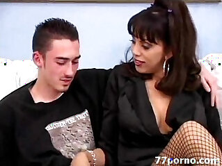 Italian mom seduced guy