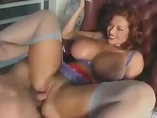 Hot Busty Mom fucks Young Son