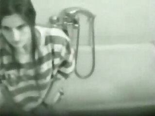 I caught my sister fingering in bath room. Hidden cam