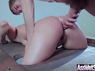 Kate England Horny sexy Girl playing With Big Oiled Ass Get It Hard In Her Behind clip 21