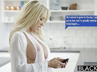 BLACKED Cheating horny Wife Capri Cavanni loves Black mamba Cock Creampie