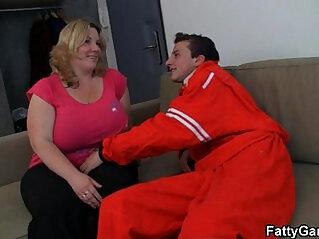 Doggystyle fucked BBW