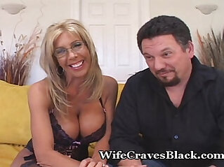 Wife Dreamed Of Black monster Cock In Her
