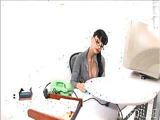 Secretary Aletta fucking in office