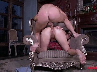 Jenny Juice anal POV