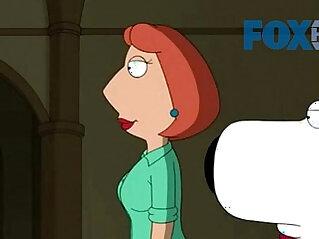 Family Guy Lois Sextape