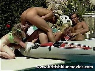 British Retro Hardcore with Nicky Pearce as Paula Cream