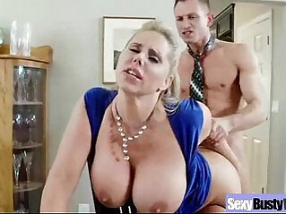 Hardcore Sex Perform By Big Juggs hot Wife On Tape clip 18