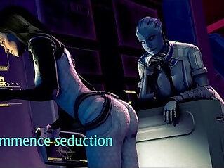 Mass Effect Blue Dawn