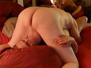 69 cum in mouth stuffed with granny from