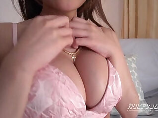Petite sweet asian toyed closeup Chisa Hoshino