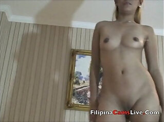 Blonde Asian Model from masterbates
