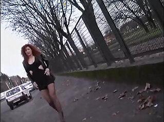 Nice Redhead go crazy Anal!