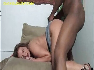 Cuckold Cleans Up The Black Cums
