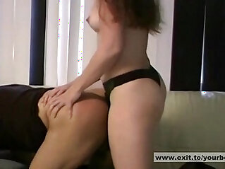 anal humiliated by femdom beauty Katherina