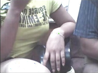 mature indian amateur young couple on live show