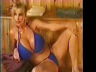 The Sauna Mature sex