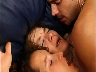 Hairy french anal