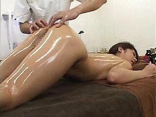 herbal oil massage