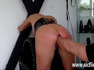 Horny slave girls fucked by their master