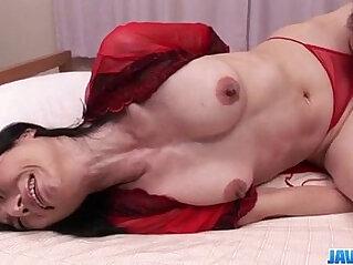 Gorgeous scenes of hardcore with hot brunette Yukari