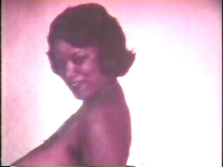 Ebony MILF with black Huge Titties