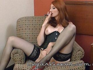Kendra James, Cigar Vixens, Full Video